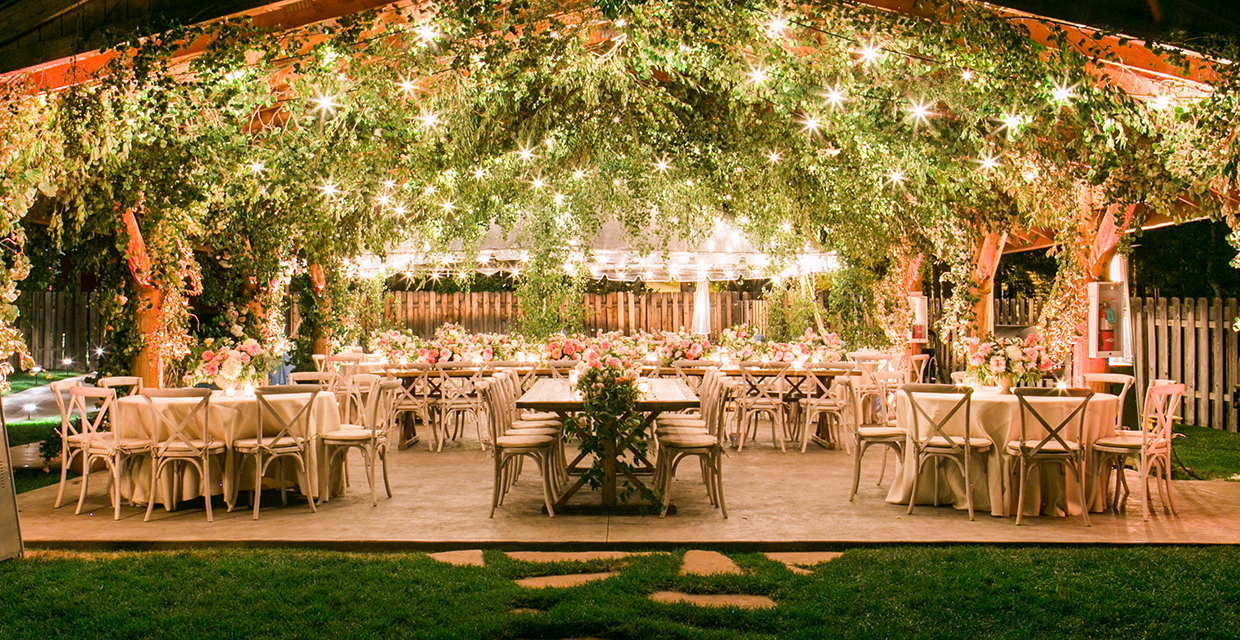 Feature Image Wedding Setup Epicurean Catering